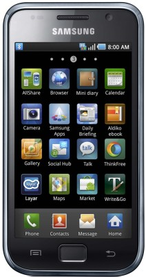Buy Samsung Galaxy S I9000: Mobile