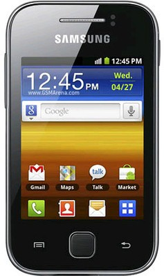 Buy Samsung Galaxy Y CDMA I509: Mobile