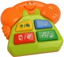 Mee Mee Four Musical Playthings-telephone
