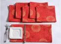 Swayam Set Of 6 Napkins - NAPDRCT543NQ7WFN