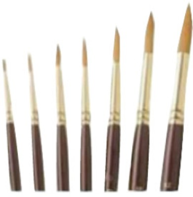 Buy Camlin Series 66 Round Paint Brush: Paint Brush