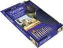 Daler-Rowney Sapphire Zip Case - Set Of 10