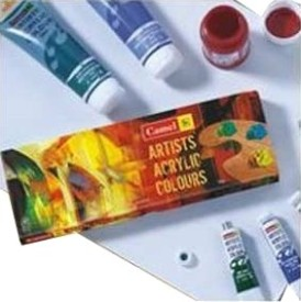 Buy Camlin Acrylic Color Tube: Paint