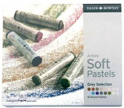 Buy Daler-Rowney Artist Soft Pastels Water Color: Paint