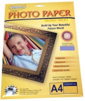 Bambalio A4 Photo Glossy Paper: Paper