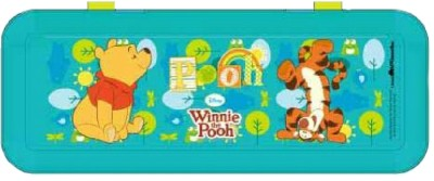 Buy Disney Winnie the Pooh Plastic Pencil Box: Pencil Box