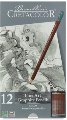 Buy Cretacolor Cleos Graphite Pencil: Pencil