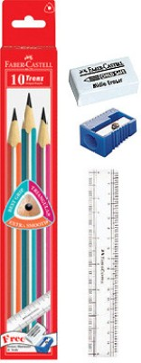 Buy Faber-Castell Triangular Shaped Pencil: Pencil