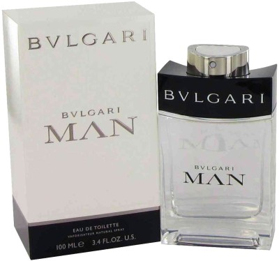 Buy Bvlgari Man EDT  -  100 ml: Perfume