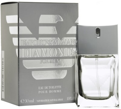 Buy Emporio Armani Diamonds Eau de Toilette  -  30 ml: Perfume