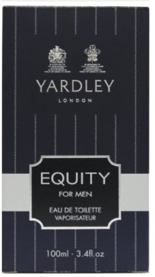 Buy Yardley Equity EDT  -  100 ml: Perfume