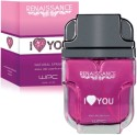 WPC A Rich Romantic Perfume I Love You - 116 Eau De Parfum  -  100 Ml - For Women