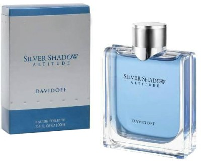 Buy Davidoff Silver Shadow Altitude Eau de Toilette  -  100 ml: Perfume