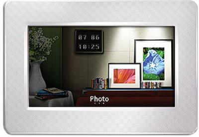Buy Transcend PF705 Digital Photo Frame: Photo Frame