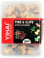 Yihai Wooden Head  Pins: Pin