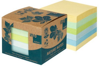 Buy Info Nature 100 Sheets Post-its Sticky Note: Post It