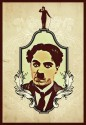 Chaplin - Vintage Paper Print - Small, Rolled