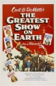 The Greatest Show On Earth - 1952 Paper Print - Small, Rolled