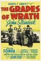 The Grapes Of Wrath - 1940 Paper Print - Medium, Rolled