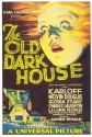 The Old Dark House - 1932 Paper Print - Medium, Rolled
