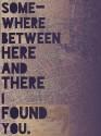Here & There Fine Art Print - Extra Large - POSDRCEZMKFN4ZCK