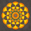 Sacred Geometry 9 Canvas - Extra Large