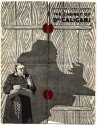 The Cabinet Of Dr. Caligari Paper Print - Medium, Rolled