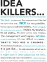 Idea Killers Paper Print - Small, Rolled
