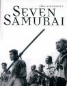 Seven Samurai Paper Print - Medium, Rolled
