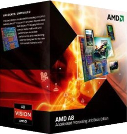 Buy AMD 3 GHz FM1 uPGA A8 3870K Processor: Processor