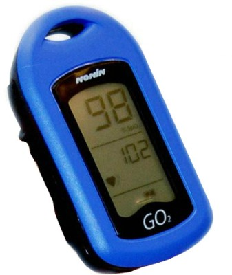 Buy Nonin GO2 LCD Finger Pulse Oximeter: Pulse Oximeter