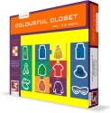 Toy Kraft Colourful Closet - 10 Pieces