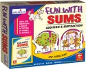 Creative's Fun With Sums - Addition & Subtraction - 90 Pieces