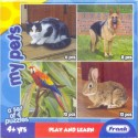 Frank 4 Puzzles - My Pets