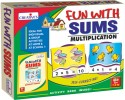 Creative's Fun With Sums - Multiplication - 90 Pieces