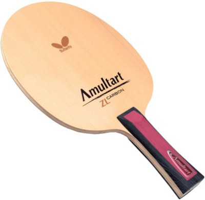 3721fee0c99 Compare Butterfly Amultart ZL Carbon-FL Blade Table Tennis Blade at Compare  Hatke