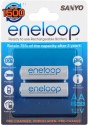 Sanyo Eneloop (Pre-Charged) HR-3UTGA-2BP Rechargeable Battery
