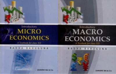 Buy Introductory Micro and Macro Economics: A Textbook For Class - XII (Set of 2 Books): Regionalbooks