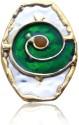 Juvalia Metal Ring - RNGDR4X5SGHWY7SW