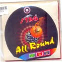 Stag All Round 2 Mm Table Tennis Rubber - Red