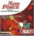 GKI Nano Force Max Table Tennis Rubber - Red