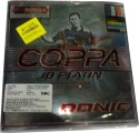 Donic Coppa Jo Platin Max Table Tennis Rubber - Red