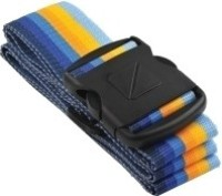 "Travel Blue Luggage Strap 2"": Safety Lock Strap"