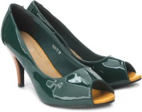 Compare Cobblerz Peeptoe Heels: Sandal at Compare Hatke