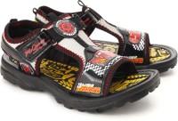 Disney Piston Cup (Car) Casual Sandals: Sandal