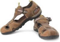 Timberland Sport Toe Leather Casual Sandals: Sandal