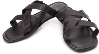 Puma Haven Slipper Leather Casual Sandals: Sandal