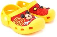 Crocs Mickey Mouse Surprised Clog Clogs: Sandal