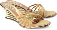 Bonjour Wedges: Sandal