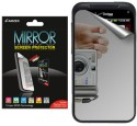 Amzer 91051 Mirror Screen Protector With Cleaning Cloth For HTC Incredible S